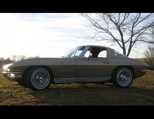 1963 CHEVROLET CORVETTE SPLIT WINDOW COUPE -  - 39906