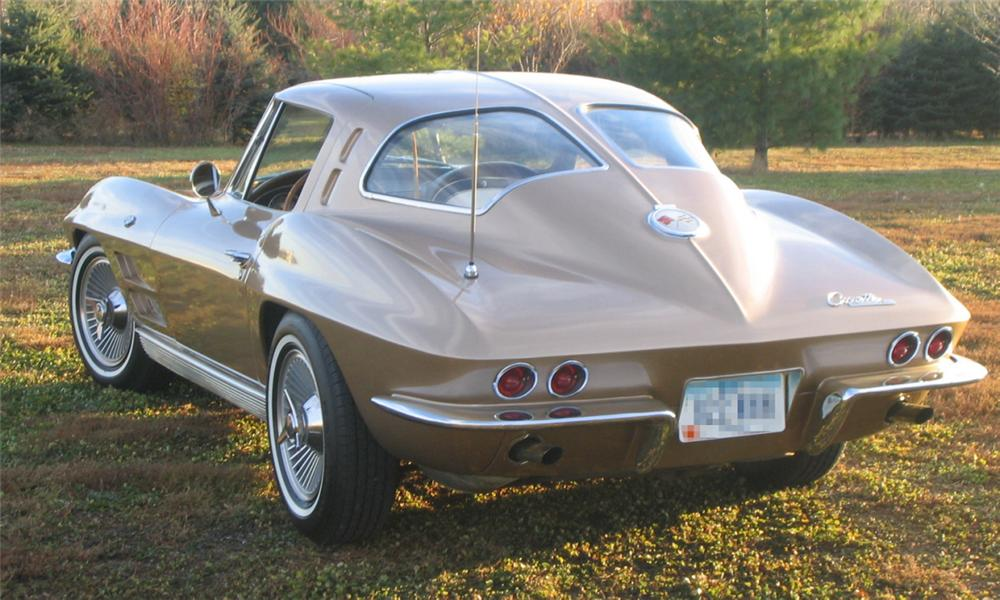1963 chevrolet corvette split window coupe 39906 for 1963 split window coupe corvette