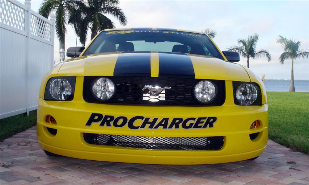 2005 FORD MUSTANG GT CUSTOM COUPE - Interior - 39910