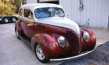 1939 FORD 2 DOOR SEDAN STREET ROD -  - 39914