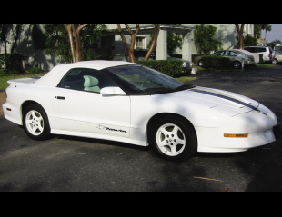 1994 PONTIAC FIREBIRD TRANS AM 25TH ANNIVERSARY CONVERTIBLE -  - 39915
