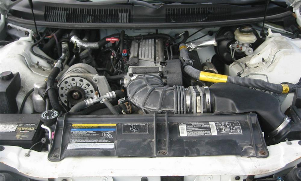 1994 PONTIAC FIREBIRD TRANS AM 25TH ANNIVERSARY CONVERTIBLE - Engine - 39915