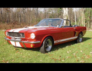 1966 SHELBY GT350 CONVERTIBLE RE-CREATION -  - 39917