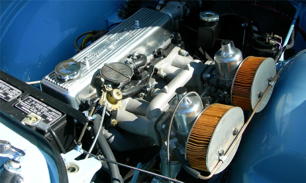 1963 TRIUMPH TR-4 ROADSTER - Engine - 39923