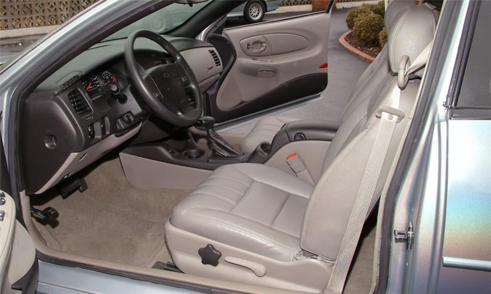 2004 CHEVROLET MONTE CARLO CUSTOM PICKUP - Interior - 39926