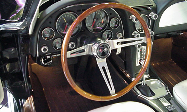 1967 CHEVROLET CORVETTE 427/400 COUPE - Interior - 39929