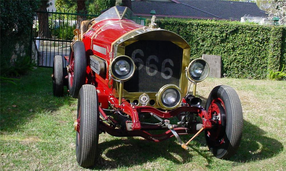1919 LA BESTIONI FIRE TRUCK HOT ROD - Rear 3/4 - 39930