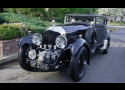 1931 BENTLEY ZER-GREEN AERO COUPE HOT ROD -  - 39934