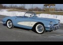 1960 CHEVROLET CORVETTE CONVERTIBLE -  - 39940
