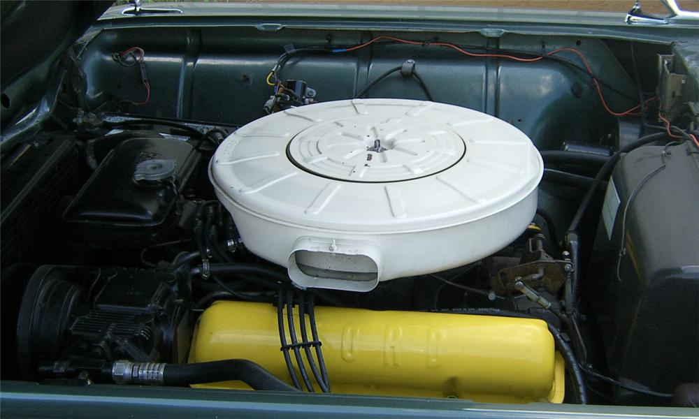 1960 FORD THUNDERBIRD 2 DOOR HARDTOP W/SUNROOF - Engine - 39942