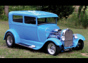 1928 FORD MODEL A CUSTOM 2 DOOR SEDAN -  - 39943