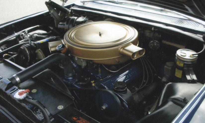 1960 CADILLAC ELDORADO COUPE - Engine - 39944