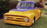1953 FORD F-100 CUSTOM PICKUP -  - 39947