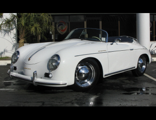 1957 PORSCHE SPEEDSTER RE-CREATION -  - 39950