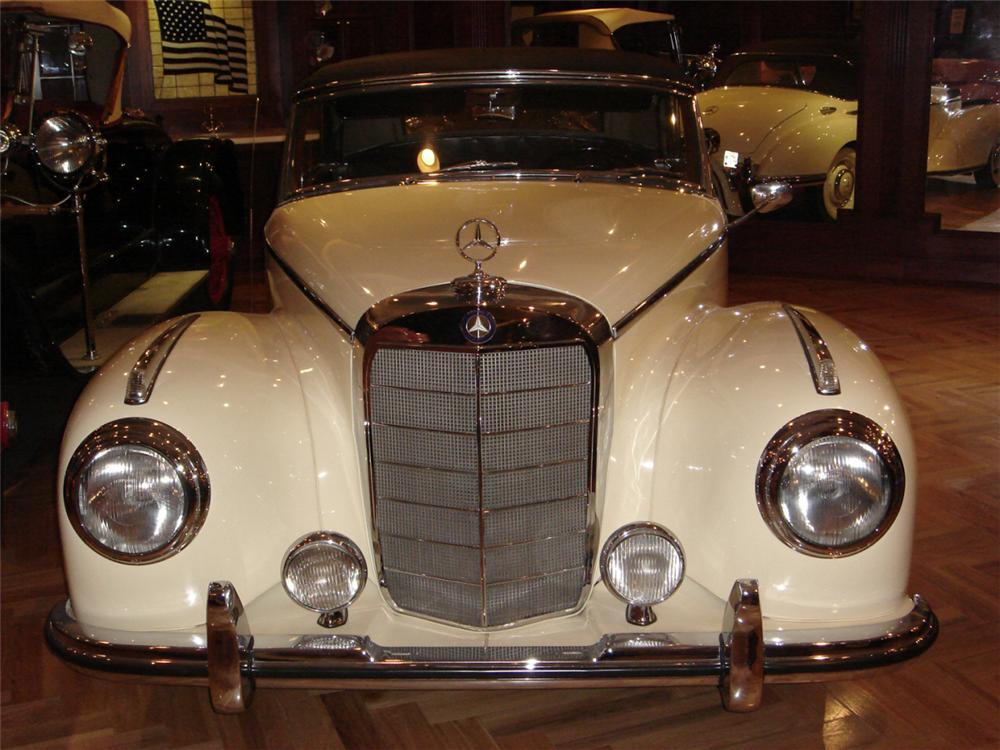 1953 MERCEDES-BENZ 300S C CONVERTIBLE - Side Profile - 39957