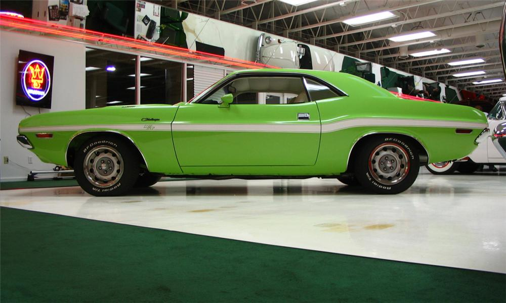 1970 DODGE CHALLENGER R/T COUPE - Engine - 39966