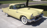 1957 FORD THUNDERBIRD CONVERTIBLE -  - 39969