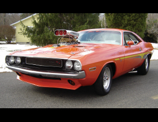 1972 DODGE CHALLENGER R/T CUSTOM 2 DOOR HARDTOP -  - 39972