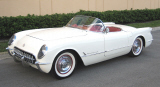 1954 CHEVROLET CORVETTE CONVERTIBLE -  - 39973