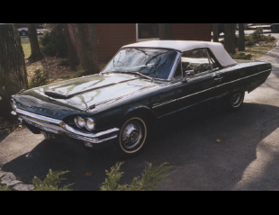 1964 FORD THUNDERBIRD CONVERTIBLE -  - 39976