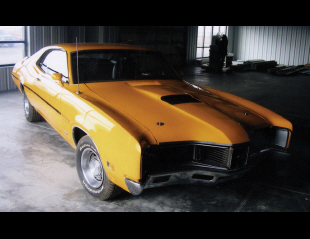 1970 MERCURY CYCLONE FASTBACK -  - 39979