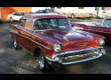 1957 CHEVROLET BEL AIR CUSTOM 2 DOOR SEDANETTE -  - 39987