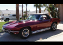 1967 CHEVROLET CORVETTE 427/435 CONVERTIBLE -  - 39989