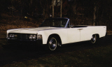 1965 LINCOLN CONTINENTAL CONVERTIBLE -  - 39993