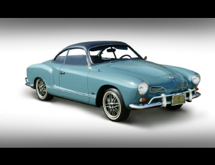 1967 VOLKSWAGEN KARMANN GHIA 2 DOOR SEDAN -  - 40000