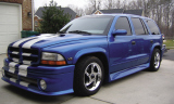1999 DODGE DURANGO CUSTOM SUV -  - 40002