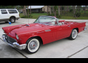 1957 FORD THUNDERBIRD CONVERTIBLE -  - 40007