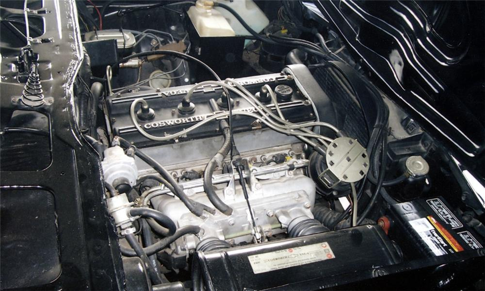 1976 CHEVROLET VEGA COSWORTH - Engine - 40016