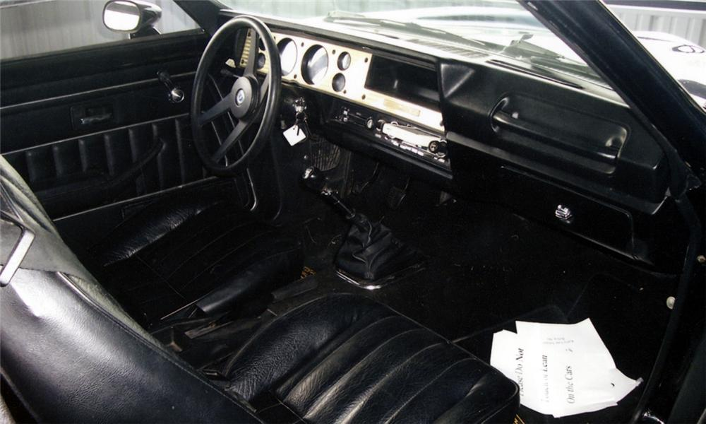 1976 CHEVROLET VEGA COSWORTH - Interior - 40016