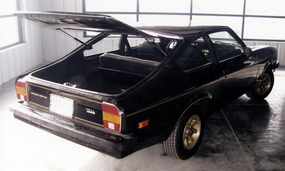 1976 CHEVROLET VEGA COSWORTH - Rear 3/4 - 40016