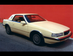 1989 CHRYSLER MASERATI TC ROADSTER -  - 40017
