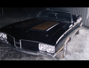 1970 OLDSMOBILE 442 CONVERTIBLE W30 RE-CREATION -  - 40023