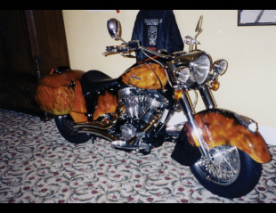 2003 INDIAN CHIEF T-3 MOTORCYCLE -  - 40024