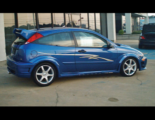 2004 FORD FOCUS SALEEN 3 DOOR -  - 40029