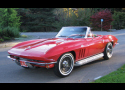 1966 CHEVROLET CORVETTE CONVERTIBLE -  - 40031