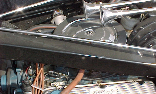 1971 AUBURN BOATTAIL SPEEDSTER RE-CREATION - Engine - 40041