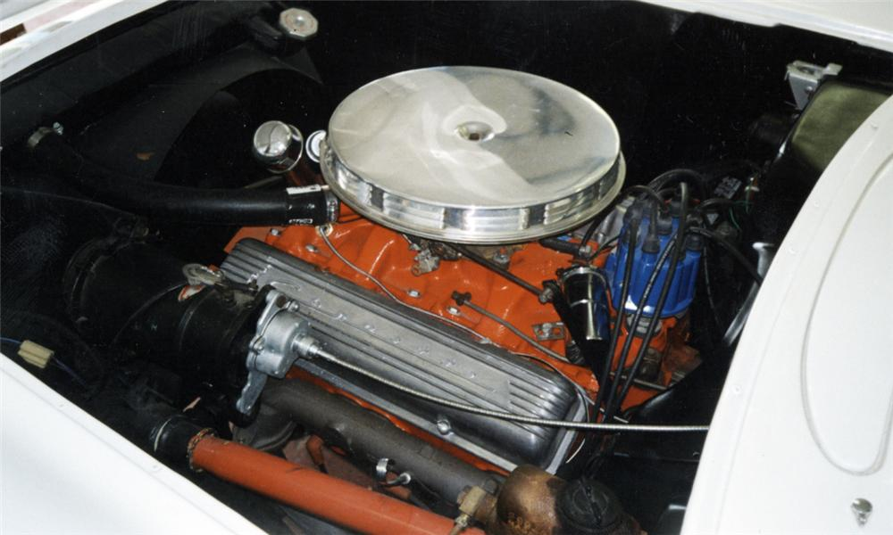 1955 CHEVROLET CORVETTE CONVERTIBLE - Engine - 40042