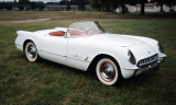 1955 CHEVROLET CORVETTE CONVERTIBLE -  - 40042