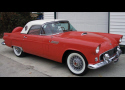 1956 FORD THUNDERBIRD CONVERTIBLE -  - 40050