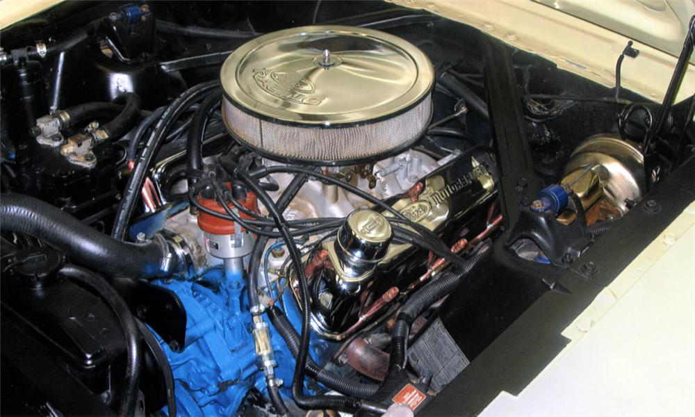 1966 FORD MUSTANG COUPE - Engine - 40052