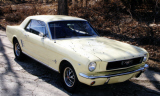 1966 FORD MUSTANG COUPE -  - 40052