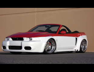 2004 FORD MUSTANG COBRA SVT CONVERTIBLE CUSTOM -  - 40055