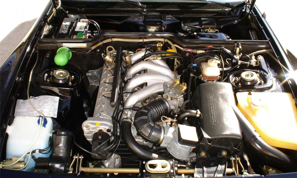 1983 PORSCHE 944 COUPE - Engine - 40056