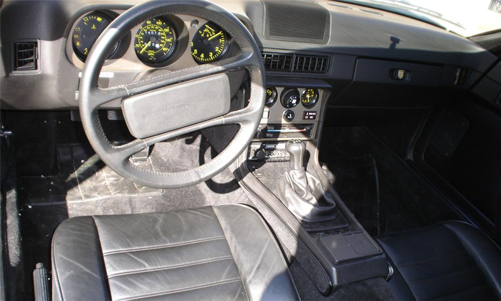 ... 1983 PORSCHE 944 COUPE   Interior   40056 ...