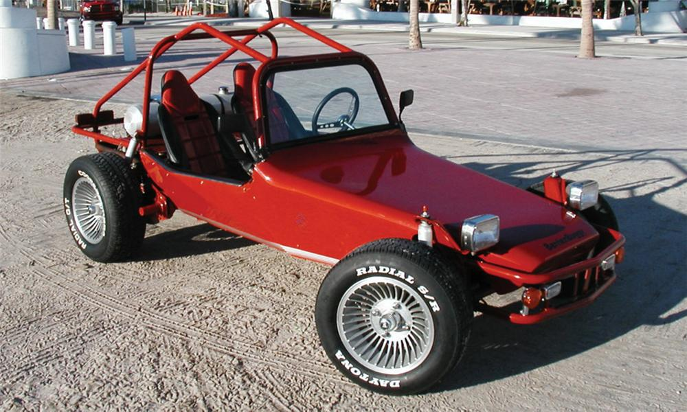 Vw dune buggy sand rail - photo#6