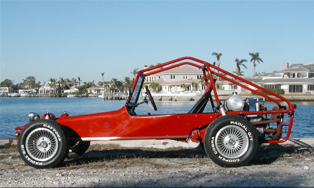 Vw dune buggy sand rail - photo#11